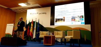 Hugo Oliveira na Raia Termal – Espanha – Portugal